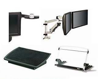 金盒头条:精选7款 3M 显示器支架、显示器文件夹架、电脑增高工作台等5.5折起限时特卖!