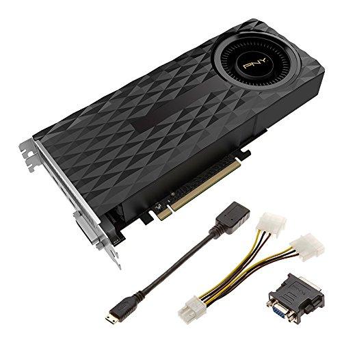 历史新低!PNY XLR8 GeForce GTX 970 4GB 高性能显卡5.3折 227.47加元限时特卖并包邮!