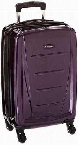 历史新低!Samsonite 新秀丽 Winfield 2 20寸紫色超轻拉杆行李箱1.8折 81.06加元包邮!
