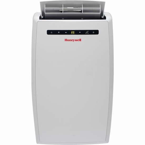 历史新低!Honeywell 10,000 BTU 三合一便携移动式空调机 392.7加元包邮!会员专享!