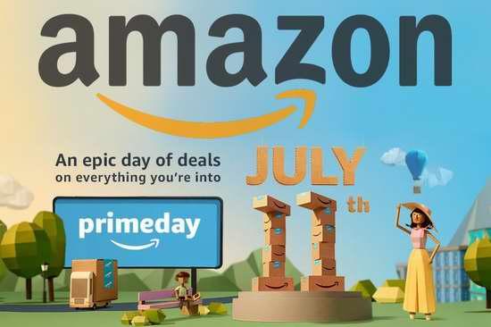 留言送415加元Coach包,中奖名单公布!Amazon Prime Day会员购物节7月10日晚开卖!售价秒杀黑五!