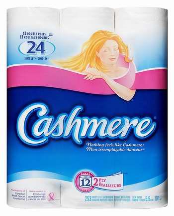历史新低!Cashmere 双层卫生纸12卷 4.47加元!