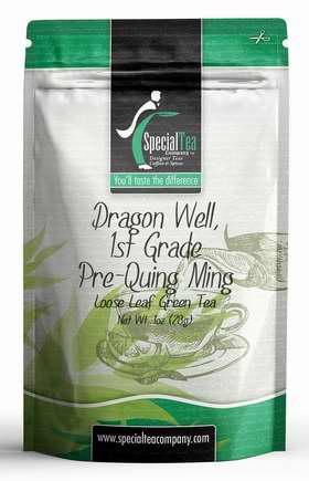 历史新低!Special Tea 一级明前茶 1盎司装 4.28加元清仓!
