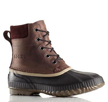 反季囤货!SOREL Cheyanne 男款雪靴 48加元(7,12码),原价 160加元