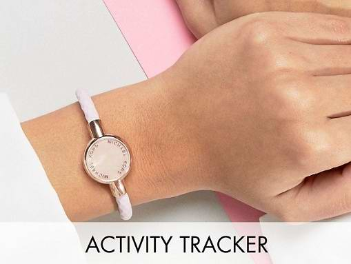 历史最低价!Michael Kors Access Activity Tracker 多功能智能手环 69加元包邮!两色可选!