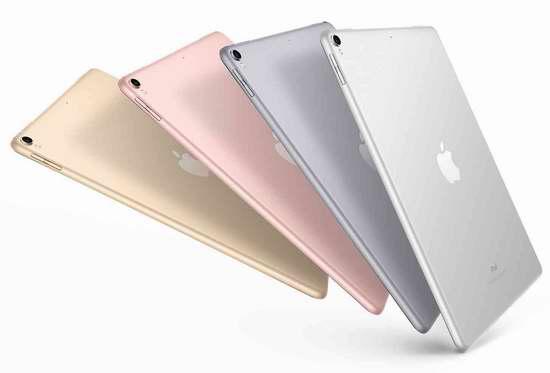 苹果发布新品 10.5英寸 iPad Pro 平板!869加元起已开卖!