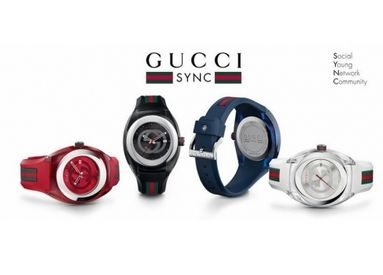 精选 Gucci 时尚腕表 额外7折优惠,折后低至 335.62加元!会员专享!