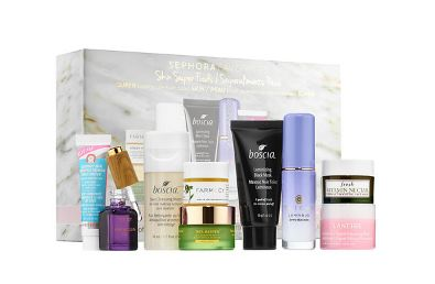 Sephora Favorites 护肤品超值套装 50加元(价值123加元),包邮