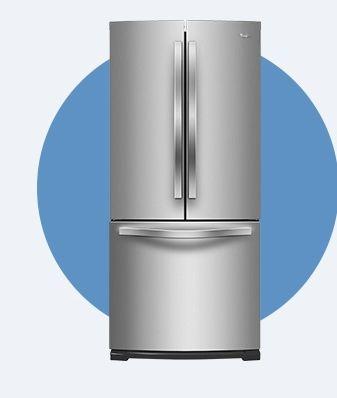 精选多款 WHIRLPOOL双开门冰箱,洗碗机 7.5折优惠!