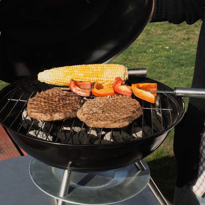 FLAMEN 不锈钢BBQ烧烤工具14件套 39.99加元,原价 59.99加元,包邮