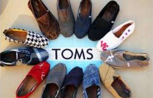 精选大量TOMS 超舒适休闲鞋履及手袋5折起限时特卖!