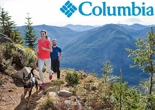 精选 Columbia 成人儿童户外运动服装,鞋6.5折起特卖!
