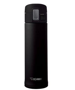 销量冠军!Zojirushi 象印 SM-KHE48BA 16盎司 黑色不锈钢保温杯5.6折 32.99加元!