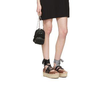 精选多款 Miu Miu美鞋,系带芭蕾舞鞋 142加元起特卖!