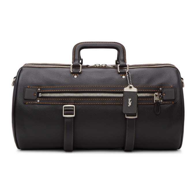 Coach 1941黑色旅游运动包 583加元,原价 940加元,包邮