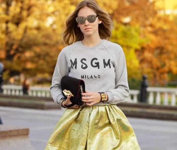 明星爱大牌!SSENSE精选多款 MSGM 男女时尚服饰 2.7折起特卖,折后低至 92加元!