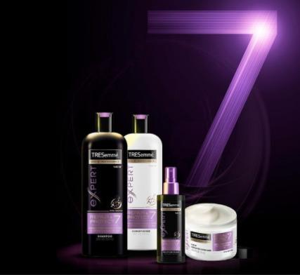 精选多款 TRESemmé 洗发水、护发素 7折优惠!会员专享!