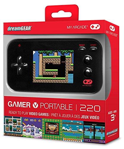 DreamGEAR 220合一街机游戏 掌上游戏机6.9折 31.21加元!