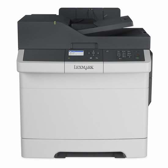 历史最低价!Lexmark 利盟 CX310n 一体式彩色激光打印机3.6折 229.98加元包邮!