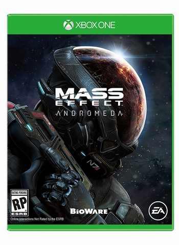 历史新低!《Mass Effect Andromeda 质量效应:仙女座》PS4/Xbox One/PC版