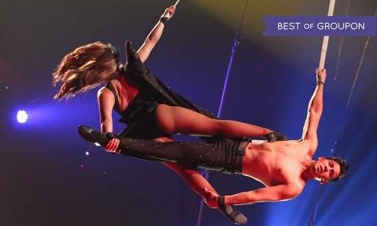 Royal Canadian Circus 加拿大皇家马戏团 多伦多巡演双人票 30加元!