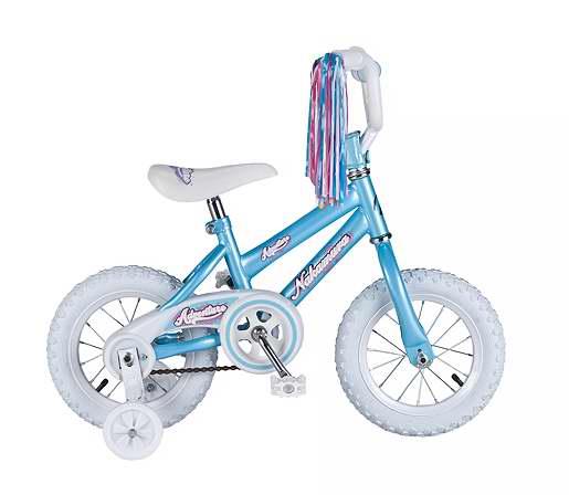 Nakamura Adventure 12寸女童自行车 31.39加元清仓并包邮!