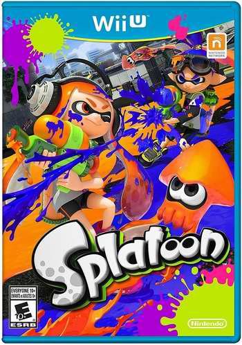 历史新低!《Splatoon 喷射战士》Wii U版视频游戏 39.95加元包邮!