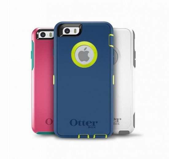 金盒头条:精选15款 OtterBox 品牌iPhone、三星手机/平板 防摔抗震保护壳特卖!售价低至17.99加元!