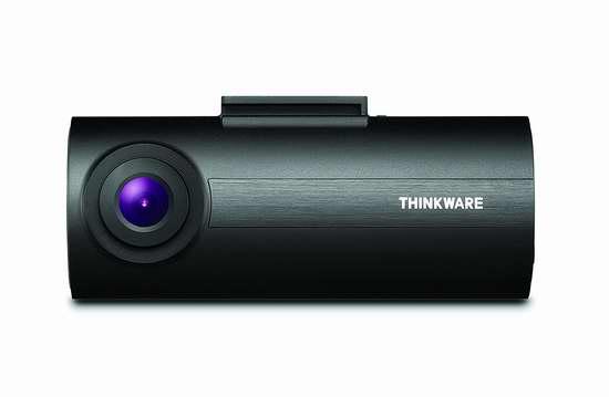 近史低价!Thinkware TW-F50 1080P 索尼镜头 高清广角行车记录仪 91.94加元包邮!