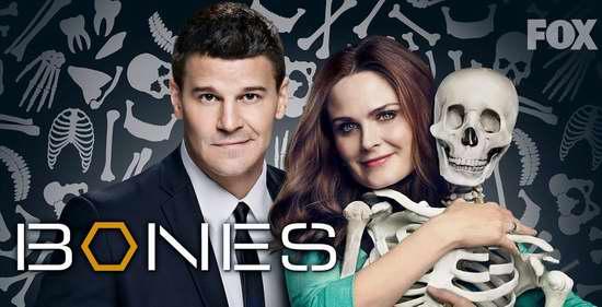 金盒头条:历史新低!《Bones 识骨寻踪  The Flesh & Bones Collection》DVD合集