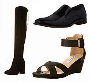 精选185款 Steve Madden 男女时尚鞋靴2.5折起清仓!售价低至22.5加元!