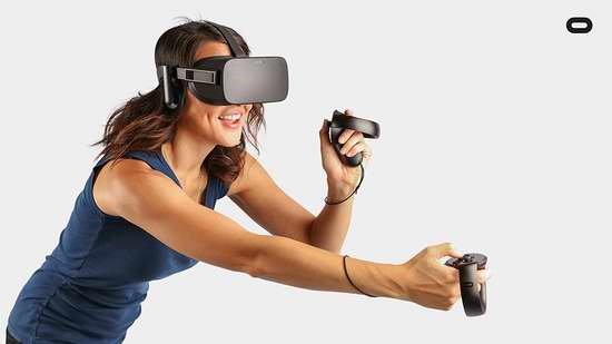 黑五价!Oculus Rift 头盔 + Oculus Touch 手柄套装 449加元包邮!
