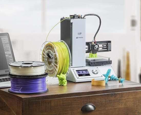 历史新低!Monoprice Select Mini 3D打印机 199.99加元包邮!