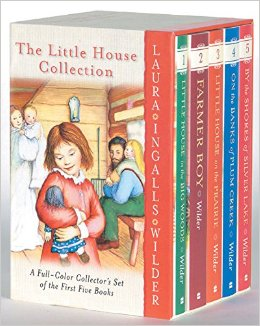 《The Little House 小木屋》(1-5全集)5.3折 29.72加元限量特卖并包邮!会员专享!