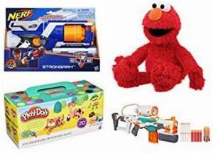 精选60款 Hasbro 孩之宝 儿童玩具特价销售,售价低至4.97加元!会员专享!