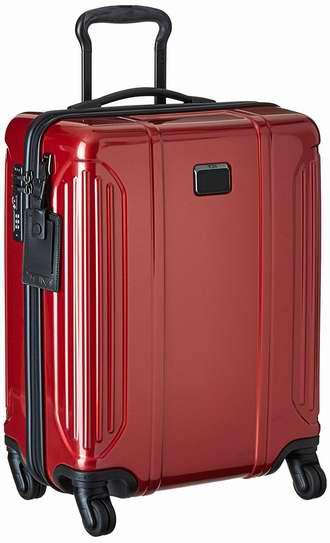 Tumi 途明 Vapor Lite Continental 22英寸拉杆行李箱/登机箱 296.99加元包邮!会员专享!