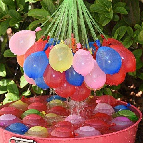 UNI-Novelty 彩色魔术水球333件套超值装 11.98加元限量特卖!