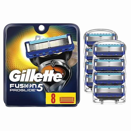 Gillette 吉列 Mach3 锋速3 突破剃须刀 刀头12件套 28.24加元!