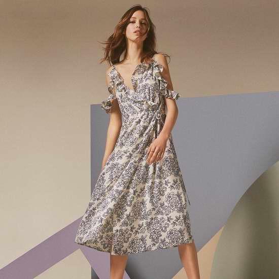精选198款 Topshop 女式时尚服饰4折清仓,售价低至3.2加元!买一送一!