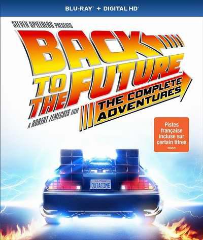 金盒头条:历史新低!《Back to the Future: The Complete Adventures 回到未来 冒险全集》蓝光影碟版4.2折 39.99加元包邮!