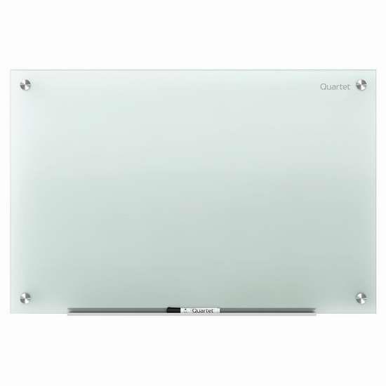 金盒头条:历史新低!精选6款磨砂玻璃干擦板、磁性干擦板和干擦笔4.7折起特卖!