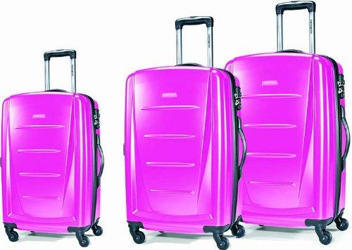 Samsonite 新秀丽 Winfield 2 三件套硬壳拉杆行李箱2.4折 308.33加元包邮!
