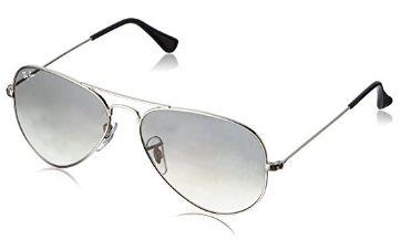 Ray-Ban 雷朋 Aviator RB3025 飞行员系列太阳眼镜(58mm)4.5折 93.84加元包邮!
