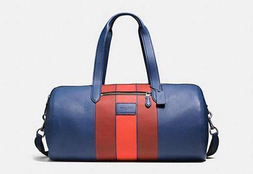 COACH Metropolitan 小牛皮 时尚健身包/旅行包3.5折 245加元包邮!