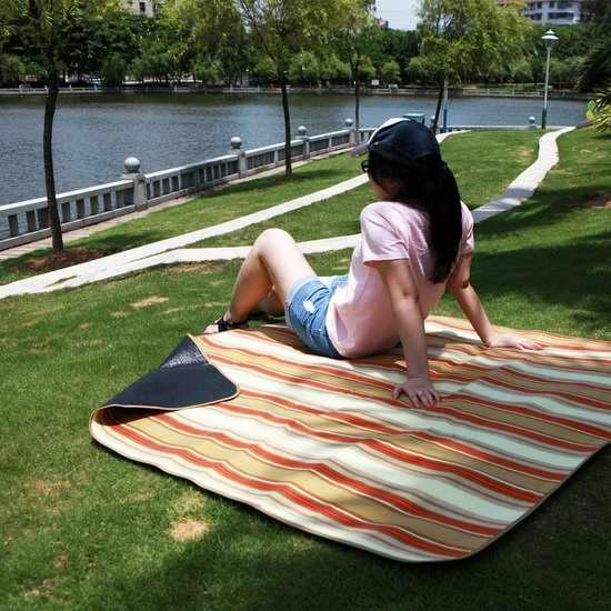 Yodo 便携式防水防潮野餐地垫 19.88加元!3色可选!