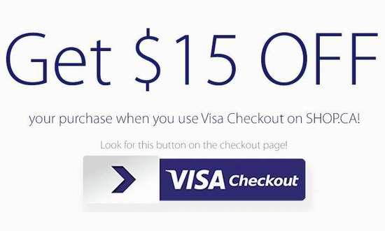 Shop.ca 全场购满15加元立减15加元并包邮!大量商品免费买!