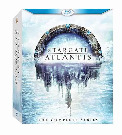 金盒头条:历史新低!《Stargate Atlantis 星际之门:亚特兰蒂斯》全集蓝光影碟版3.3折 34.99加元!