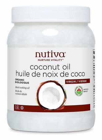 历史新低!Nutiva Organic 特级初榨椰子油(1.6L)4.4折 17.49加元!