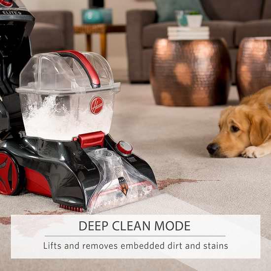Hoover 胡佛 FH50251PC Power Scrub 精英版 专业地毯清洗机6.6折 199.99加元包邮!