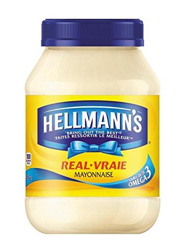 Hellmann's 蛋黄酱(890ml) 2.97加元!